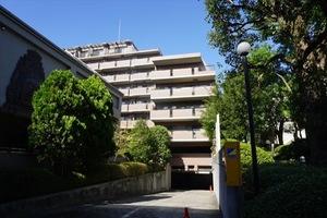 パルティール赤坂の外観