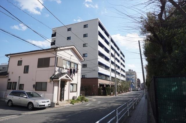レジェイド横濱花之木の外観