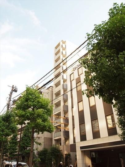 アイディーコート飯田橋の外観