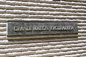 グランドメゾン神楽坂の看板