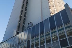 ライオンズマンション駒沢の外観