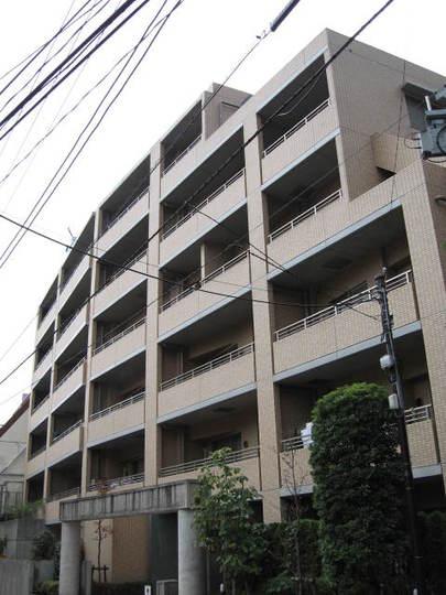 クレッセント目黒花房山