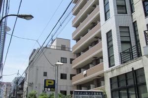 パークウェル西新宿2の外観