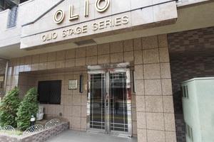 OLIO(オリオ)白山のエントランス