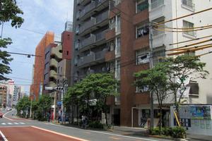 シティマンション新宿の外観