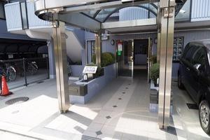 セザール石神井公園のエントランス