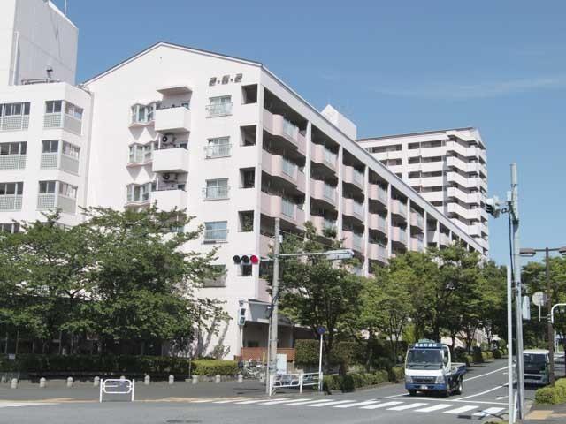 小松川チェリーガーデン2号棟