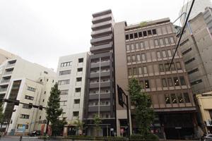 スカイコート本郷東大前弐番館の外観