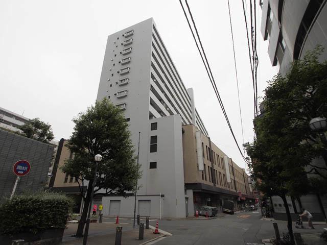江戸川橋ビルの外観