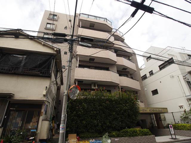 セレナハイム小石川東館の外観