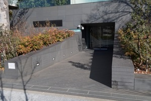 二子玉川ライズタワー&レジデンスのエントランス