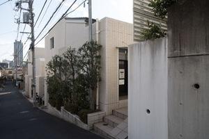 オープンレジデンス三軒茶屋の外観