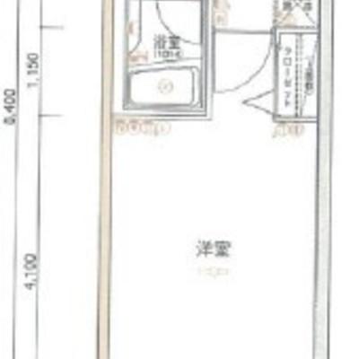 グリフィン新横浜6番館の間取り