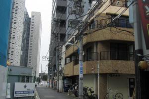 ライオンズマンション歌舞伎町第3の外観