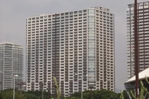 ブリリア有明スカイタワーの外観