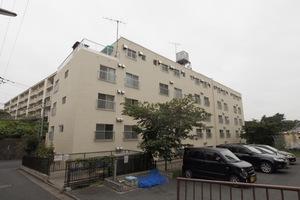 三田志村コーポの外観