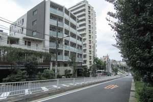 オーベル渋谷dLの外観