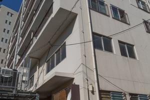 日生住宅三軒茶屋マンションの外観