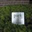 パークホームズ新宿若松町の看板