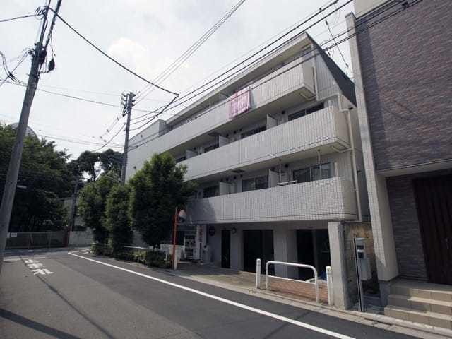 プレールドゥーク東京ノース3の外観