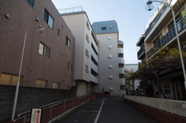 駒沢不二ロイヤルハイツの外観