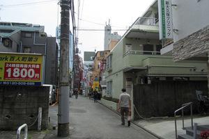 スカイコート新宿第2の外観
