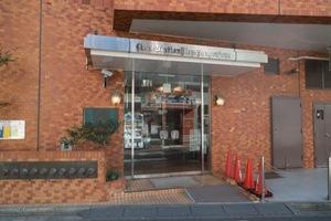 ライオンズステーションプラザ三軒茶屋のエントランス