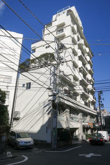 コーポ南(渋谷区)