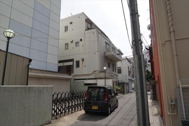 グレイスマンション(台東区)の外観