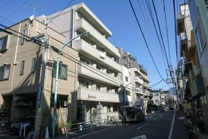 ジェイシティ渋谷の外観