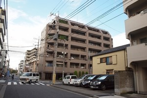 ザパームス菊川シティコンフォートの外観