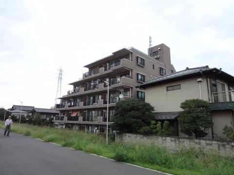 グラスコート京成高砂の外観