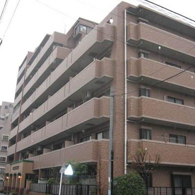 ライオンズガーデン西新井大師弐番館