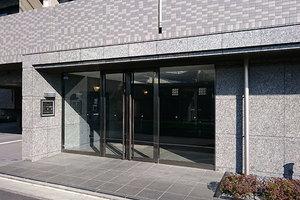 ルーブル東蒲田6番館のエントランス