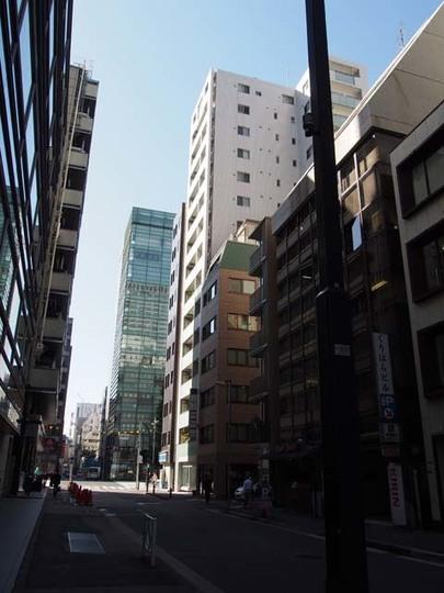 日本橋八重洲デュープレックスポーションの外観