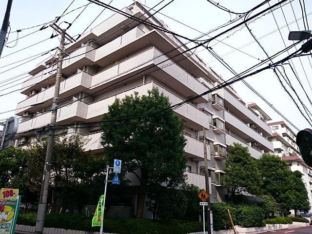 蒲田シティハウスの外観