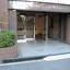 プラハ東京八丁堀のエントランス