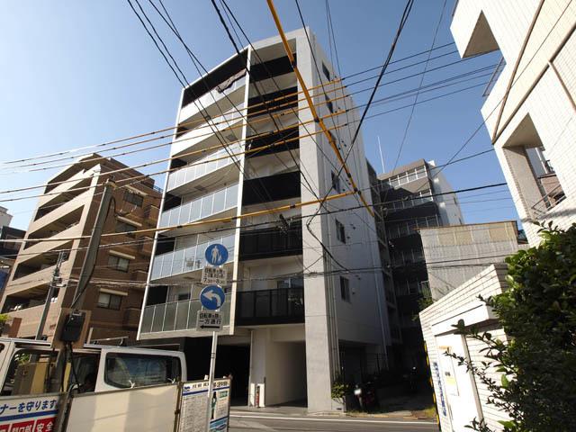 ハーモニーレジデンス東京イーストコア#002の外観