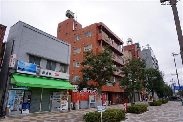 ジェントリー神奈川新町の外観