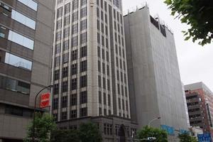 アクロス新川ビルの外観