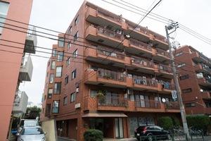 ライオンズマンション浜田山第2の外観