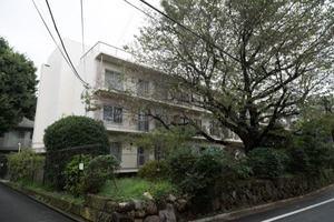 高円寺南マンションの外観