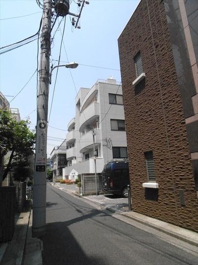 エクセレンス笹塚の外観