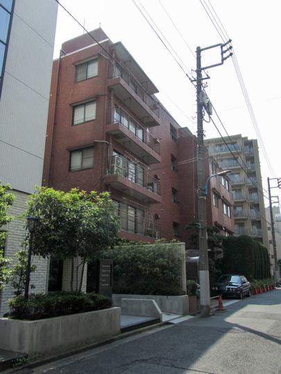 ライオンズマンション神楽坂第3