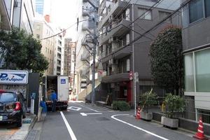 ヴィラファースト渋谷の外観