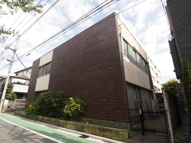 東京都住宅供給公社西片住宅の外観