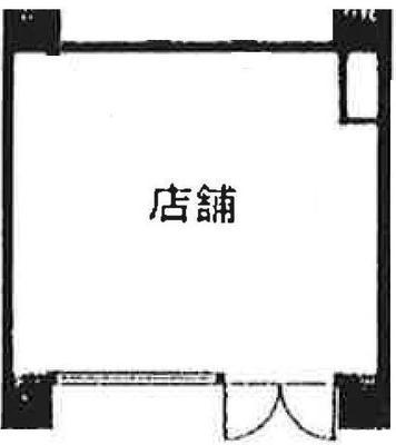 パーク・ノヴァ横浜阪東橋2番館の間取り