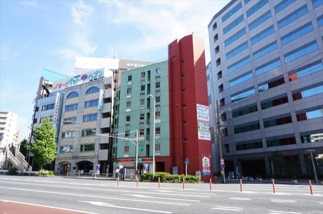 キコー横浜ビルの外観