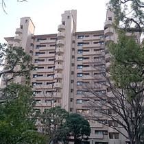 多摩川ハイム3号棟