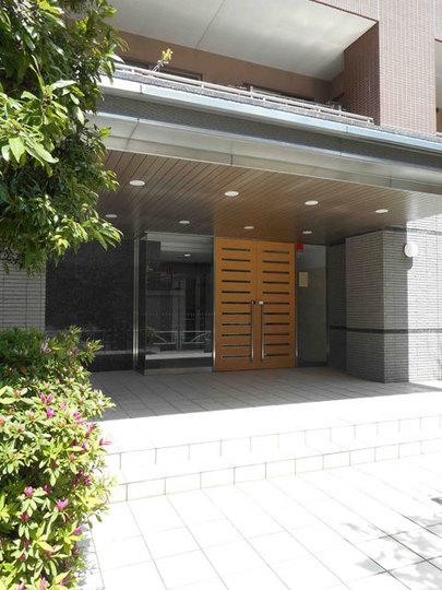 ヒルズ本所吾妻橋のエントランス